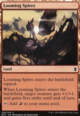 Battle for Zendikar: Looming Spires