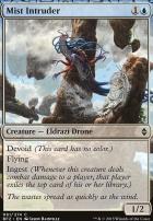 Battle for Zendikar: Mist Intruder