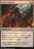 Battle for Zendikar: Molten Nursery