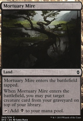 Battle for Zendikar: Mortuary Mire
