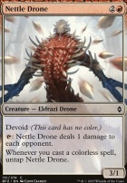 Battle for Zendikar Foil: Nettle Drone