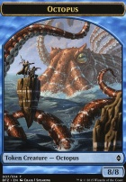 Battle for Zendikar: Octopus Token
