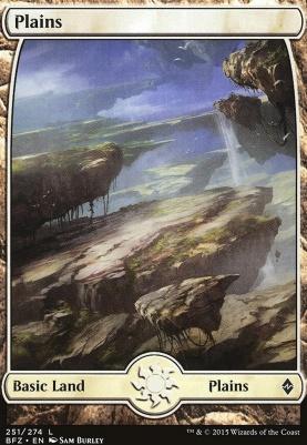 Battle for Zendikar: Plains (251 B - Full Art)