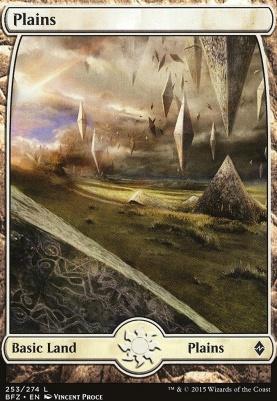 Battle for Zendikar: Plains (253 D - Full Art)