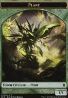 Battle for Zendikar: Plant Token