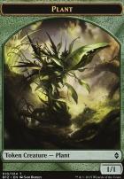Battle for Zendikar: Plant Token