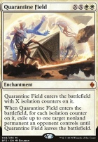 Battle for Zendikar: Quarantine Field