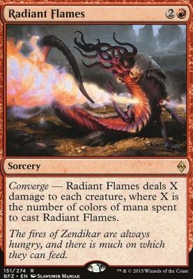 Battle for Zendikar: Radiant Flames