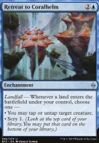 Battle for Zendikar: Retreat to Coralhelm