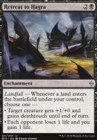 Battle for Zendikar: Retreat to Hagra