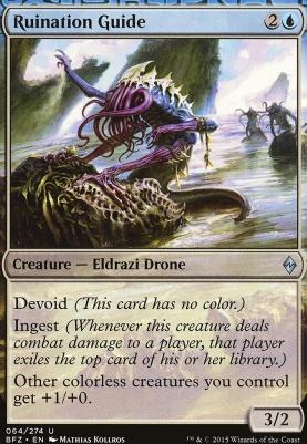 Battle for Zendikar: Ruination Guide