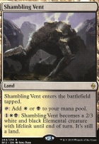 Battle for Zendikar: Shambling Vent