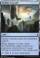 Battle for Zendikar: Skyline Cascade