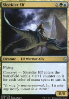 Battle for Zendikar: Skyrider Elf
