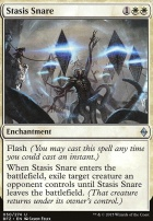 Battle for Zendikar: Stasis Snare