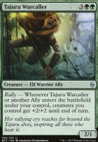 Battle for Zendikar: Tajuru Warcaller