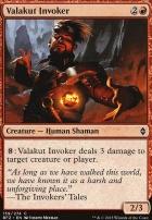 Battle for Zendikar: Valakut Invoker