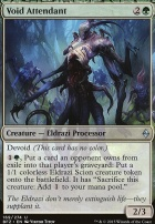 Battle for Zendikar Foil: Void Attendant