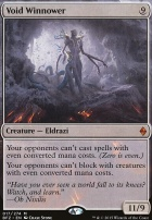 Battle for Zendikar: Void Winnower