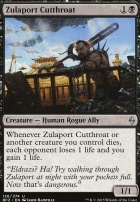 Battle for Zendikar: Zulaport Cutthroat