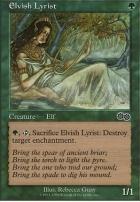 Battle Royale: Elvish Lyrist