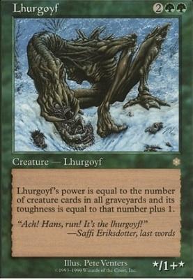 Battle Royale: Lhurgoyf