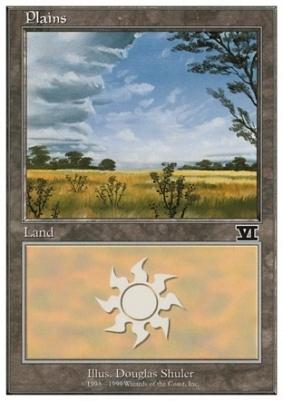 Battle Royale: Plains (I)