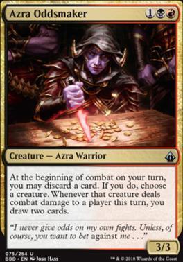 Battlebond: Azra Oddsmaker