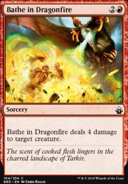 Battlebond: Bathe in Dragonfire