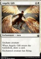 Battlebond Foil: Angelic Gift