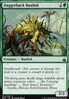 Battlebond: Daggerback Basilisk