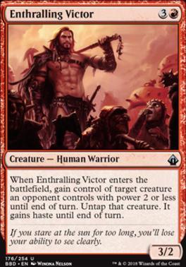 Battlebond: Enthralling Victor