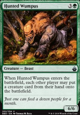 Battlebond: Hunted Wumpus