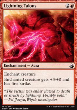 Battlebond: Lightning Talons