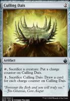 Battlebond Foil: Culling Dais