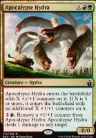 Battlebond Foil: Apocalypse Hydra