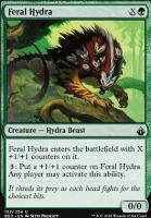 Battlebond: Feral Hydra
