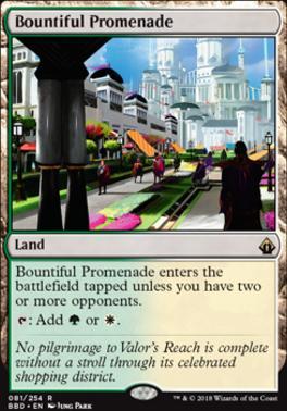 Battlebond: Bountiful Promenade