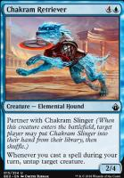 Battlebond: Chakram Retriever