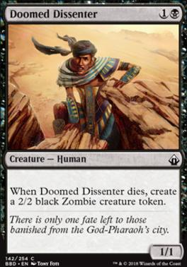 Battlebond: Doomed Dissenter