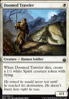 Battlebond Foil: Doomed Traveler