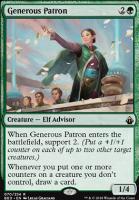 Battlebond: Generous Patron