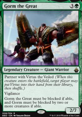 Battlebond: Gorm the Great