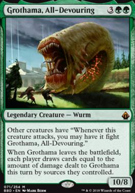Battlebond: Grothama, All-Devouring