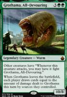 Battlebond: Grothama, All-Devouring