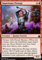 Battlebond Foil: Impetuous Protege