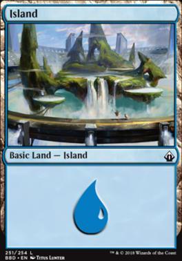Battlebond: Island (251 A)