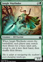 Battlebond Foil: Jungle Wayfinder