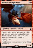 Battlebond: Khorvath Brightflame