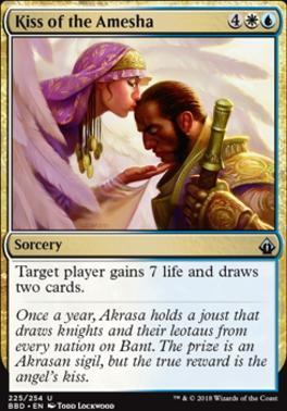 Battlebond: Kiss of the Amesha